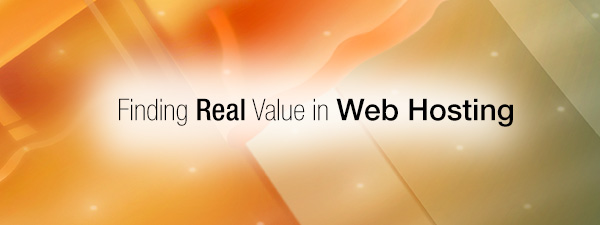 Web Hosting Value